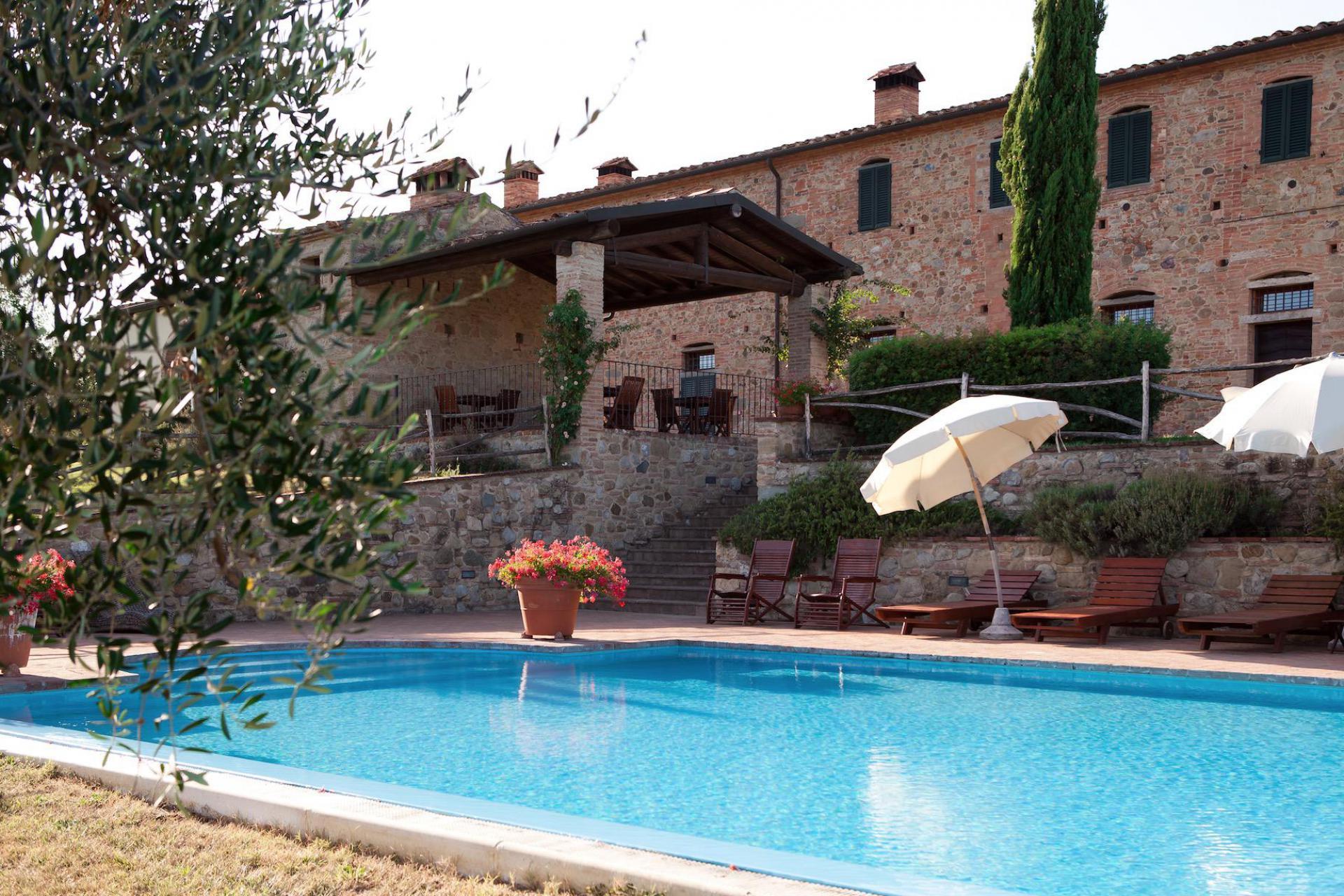 Agriturismo Toscana Agriturismo bilogico vicino a Montepulciano in Toscana