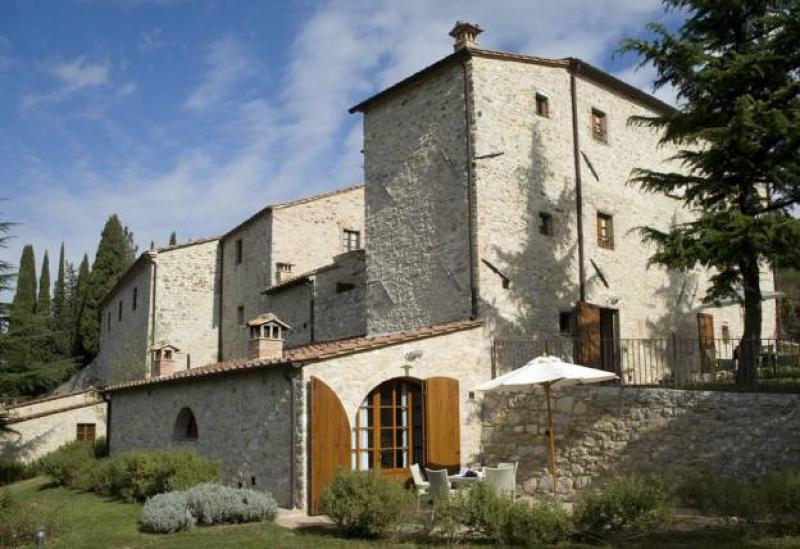 Agriturismo Toscana Agriturismo con appartamenti di lusso nel Chianti