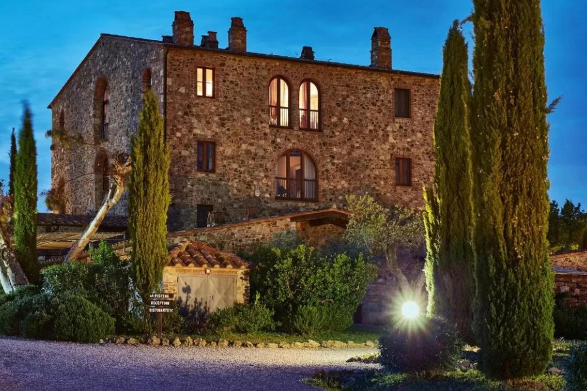 Agriturismo Toscana Agriturismo in posizione tranquilla e rurale in Toscana