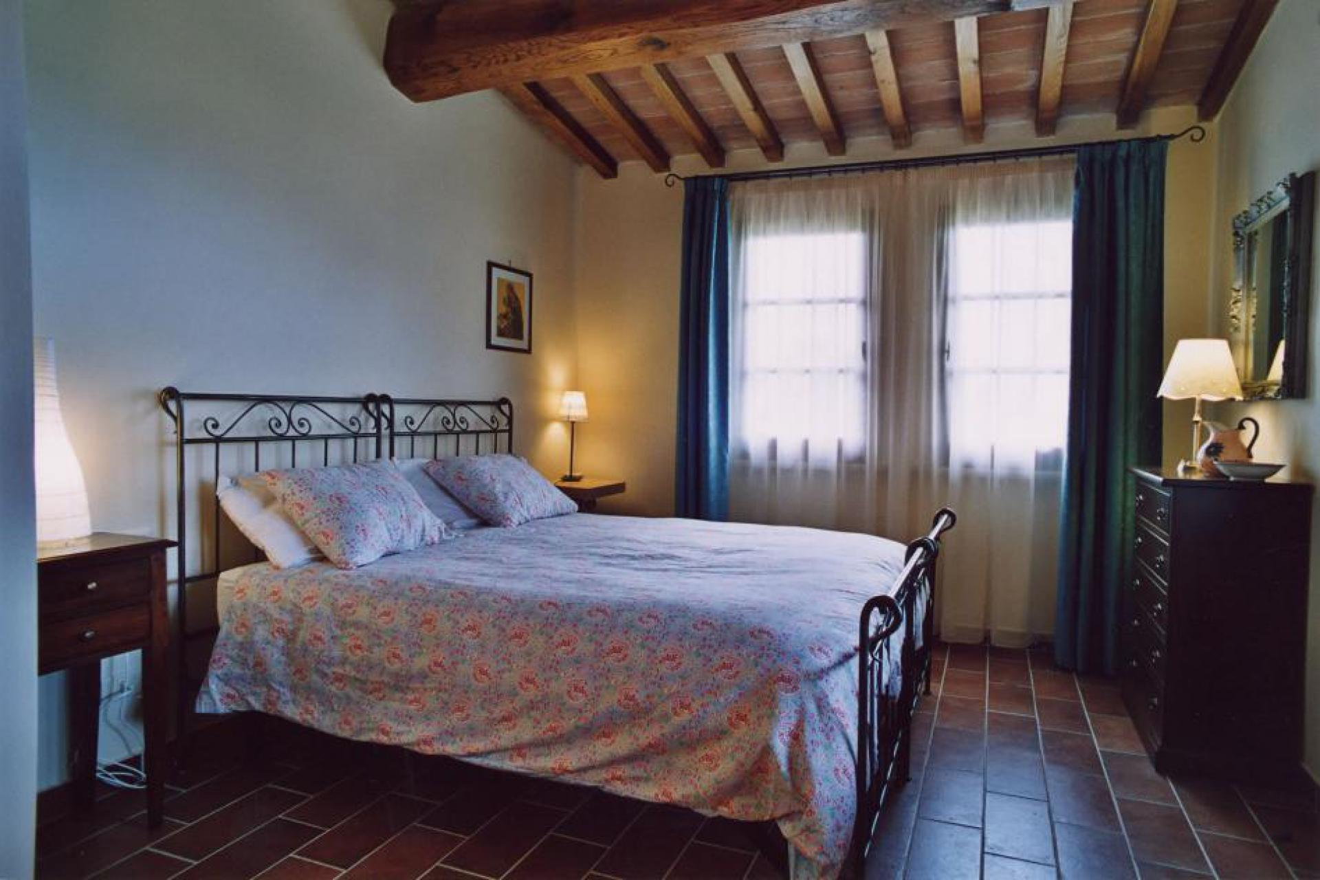 Agriturismo Toscana Agriturismo piccolo e lussuoso vicino Volterra, Toscana