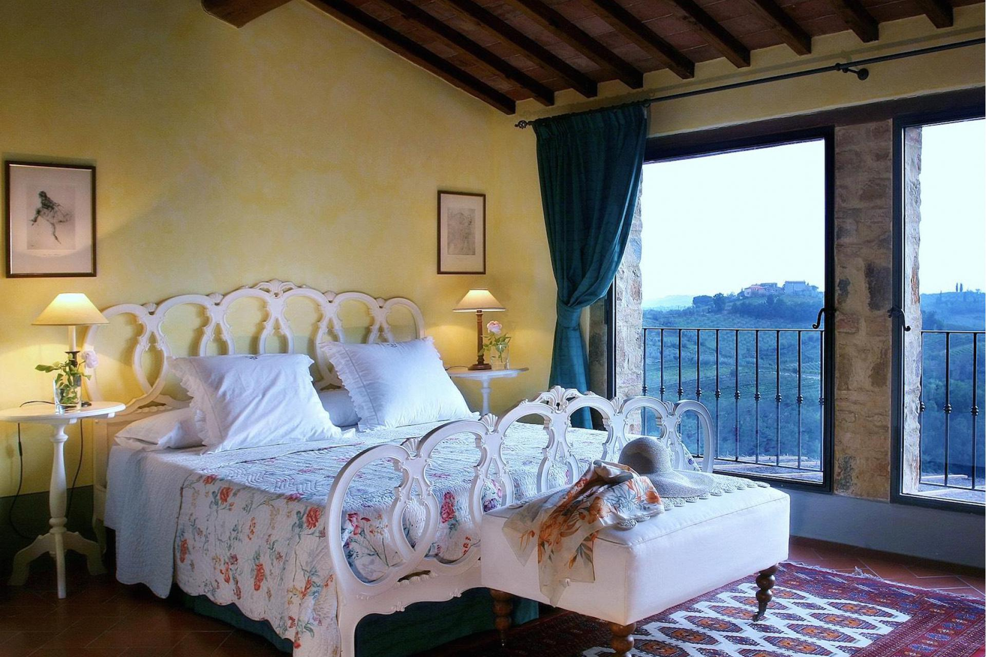 Agriturismo Toscana Agriturismo Toscana in uliveto con vista mozzafiato