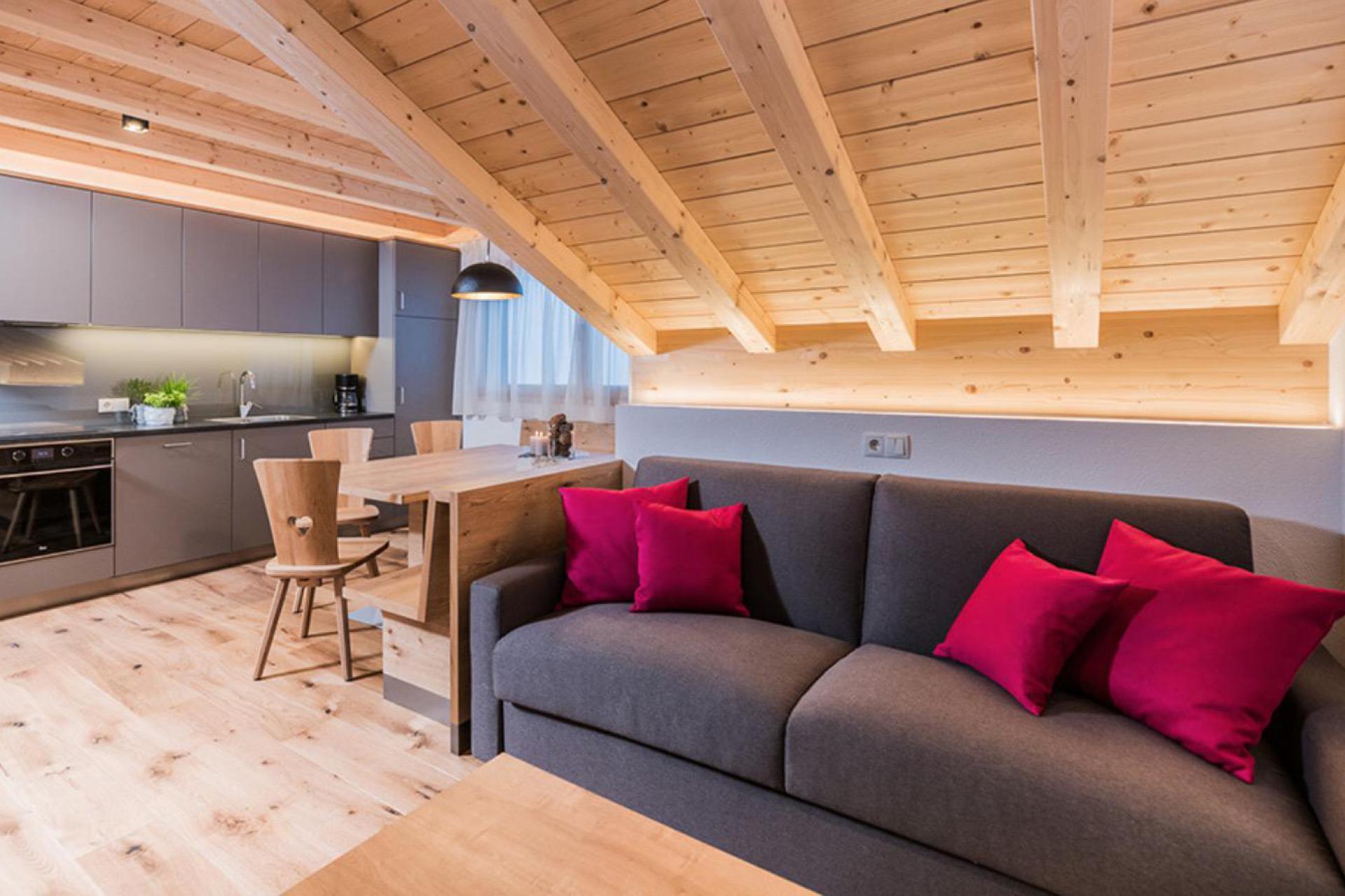 Agriturismo Dolomiti Appartamenti in un ospitale agriturismo nelle Dolomiti