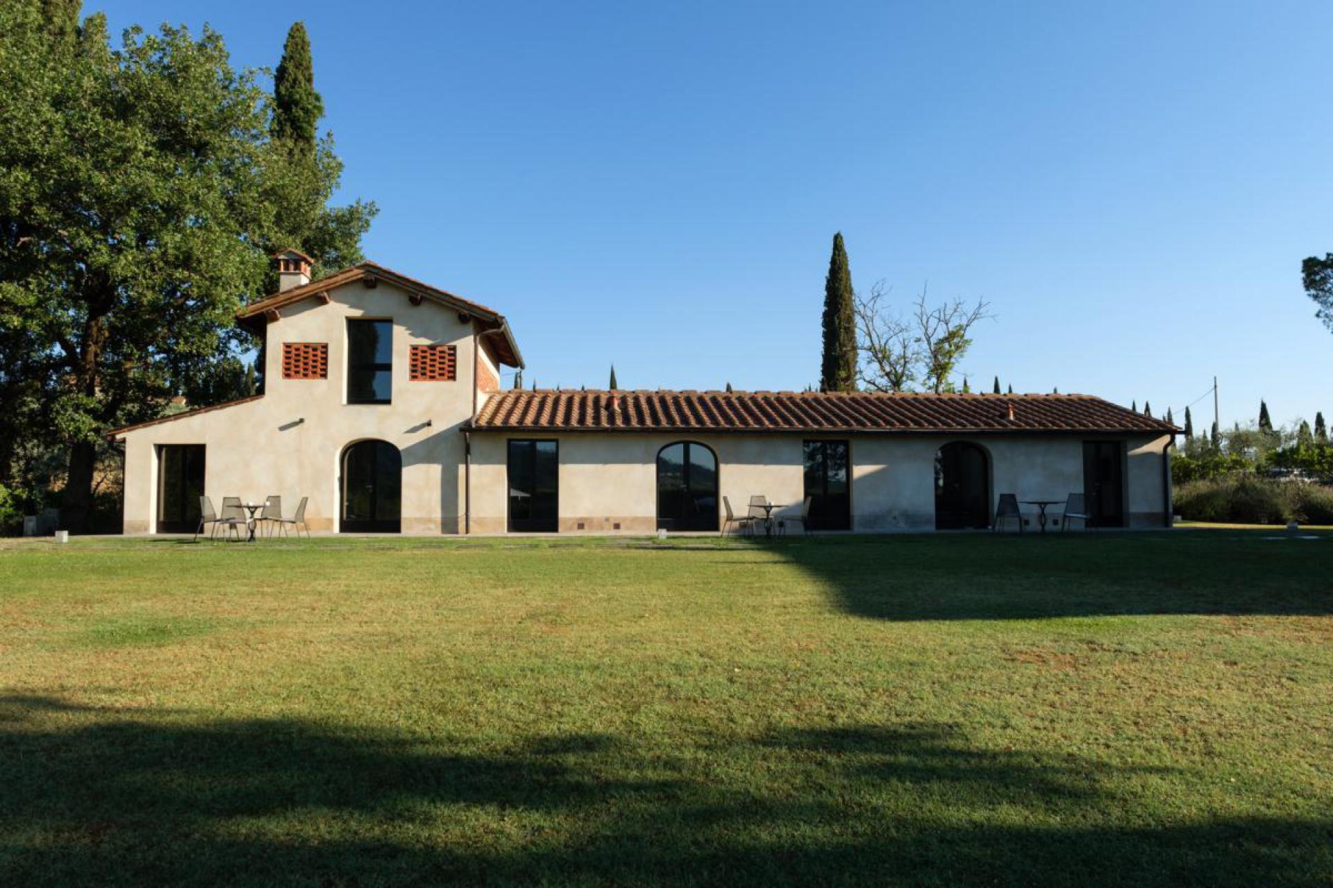Agriturismo Toscana Bella azienda vinicola sui colli del Chianti, Toscana