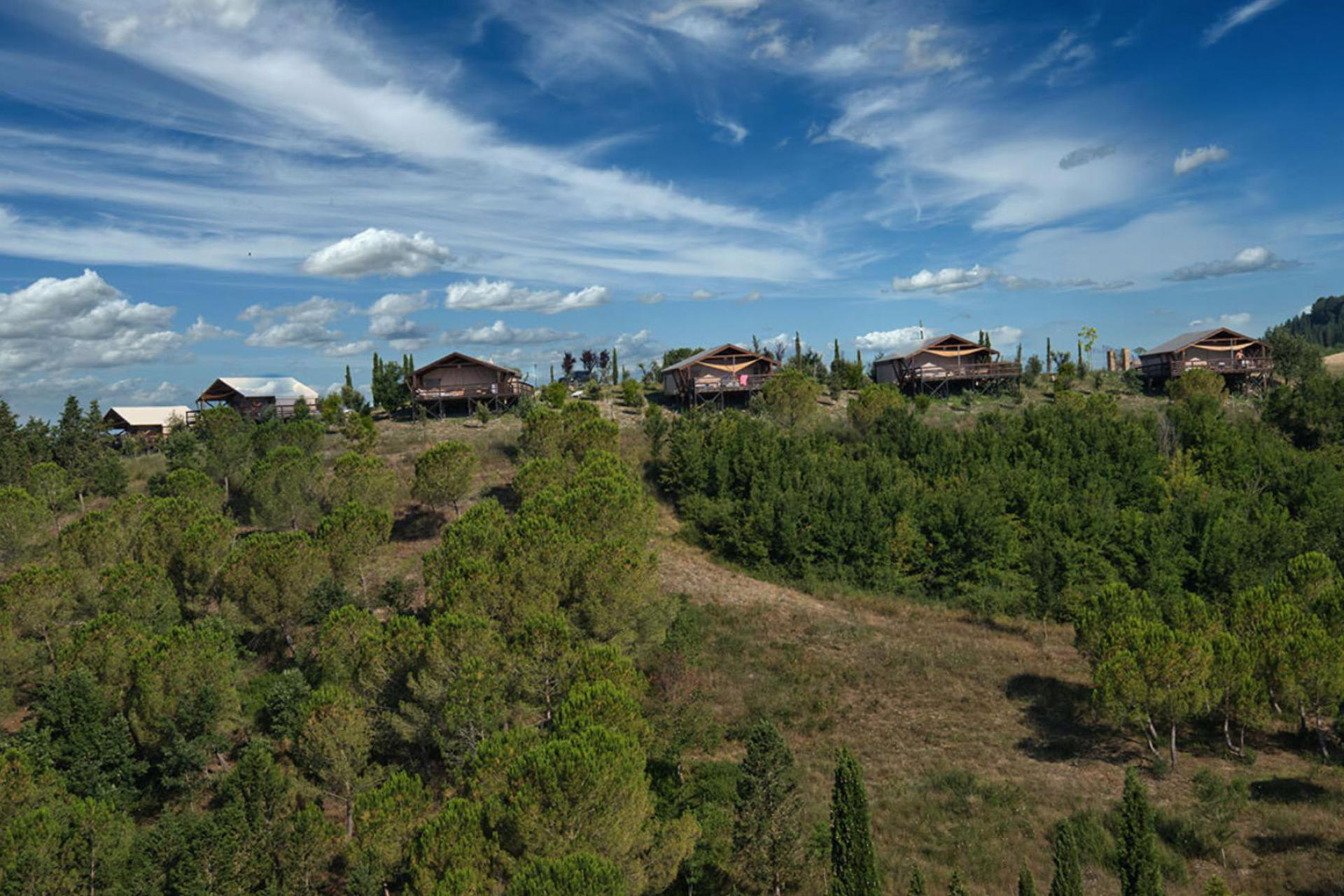 Agriturismo Toscana Glamping per famiglie in Toscana
