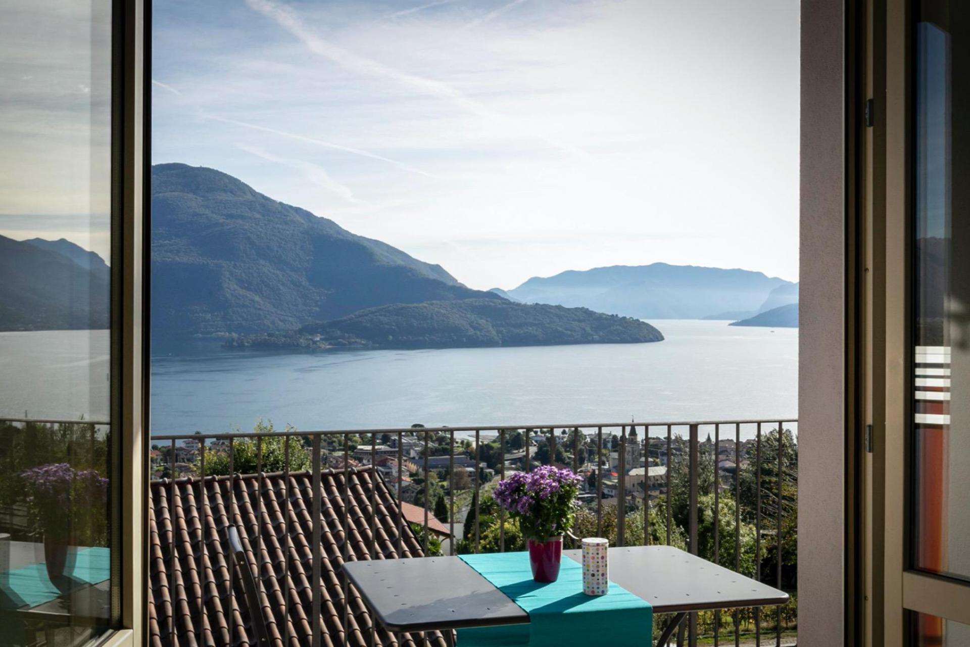 Agriturismo Lago di Como e lago di Garda Residence lago di Como adatto ai bambini, bei panorami