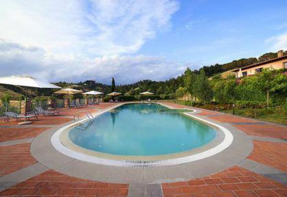 Agriturismo di lusso nel cuore della Toscana