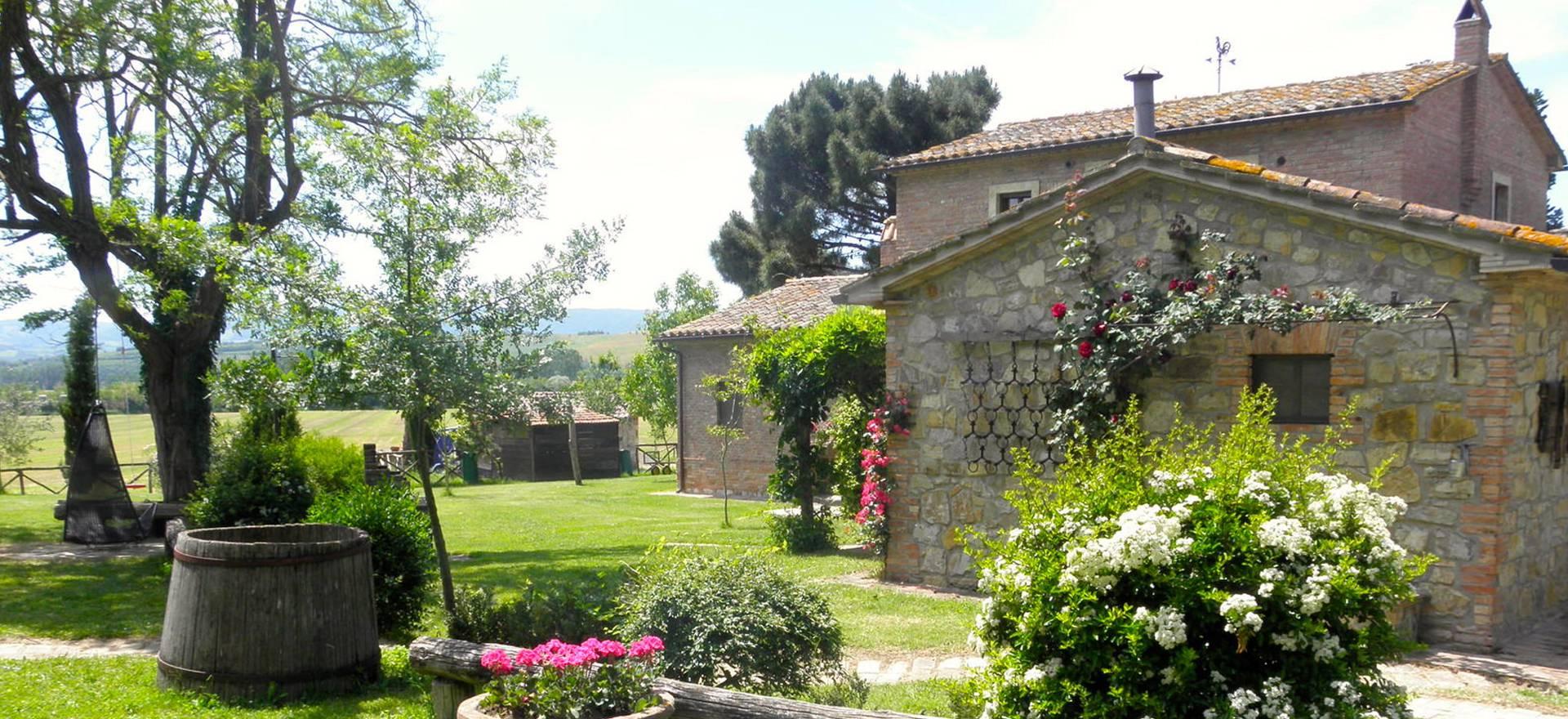 Agriturismo Umbria Agriturismo accogliente e adatto ai bambini in Umbria