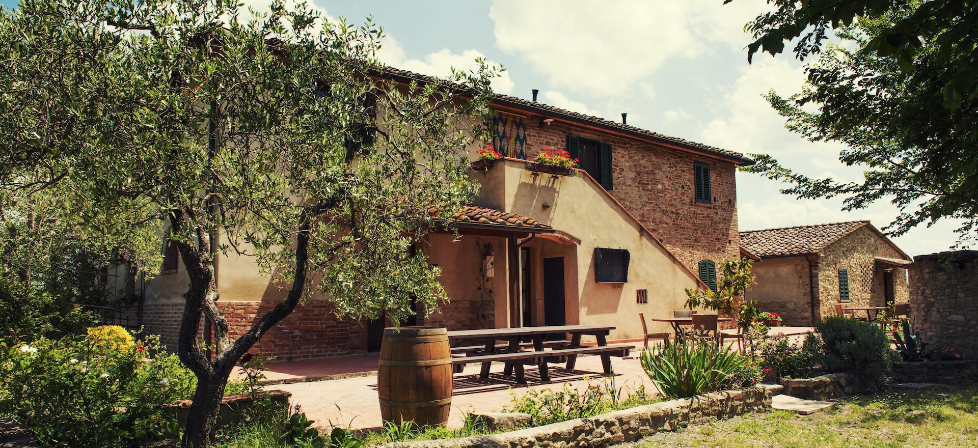 Agriturismo Toscana Agriturismo autentico in Toscana, splendida vista