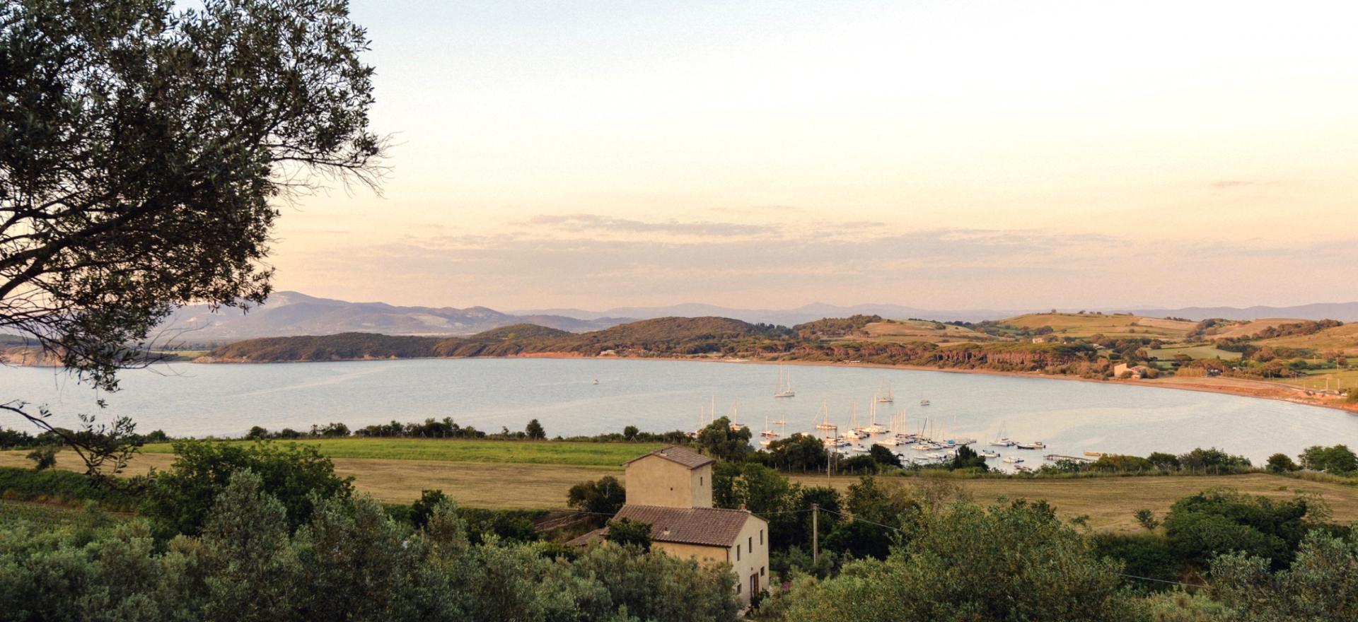 Agriturismo Toscana Agriturismo di lusso in Toscana con vista sul mare