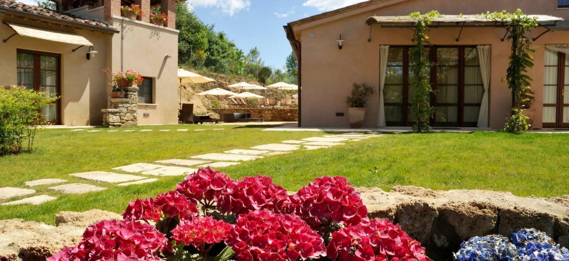 Agriturismo Toscana Agriturismo di lusso tra Siena e Arezzo in Toscana