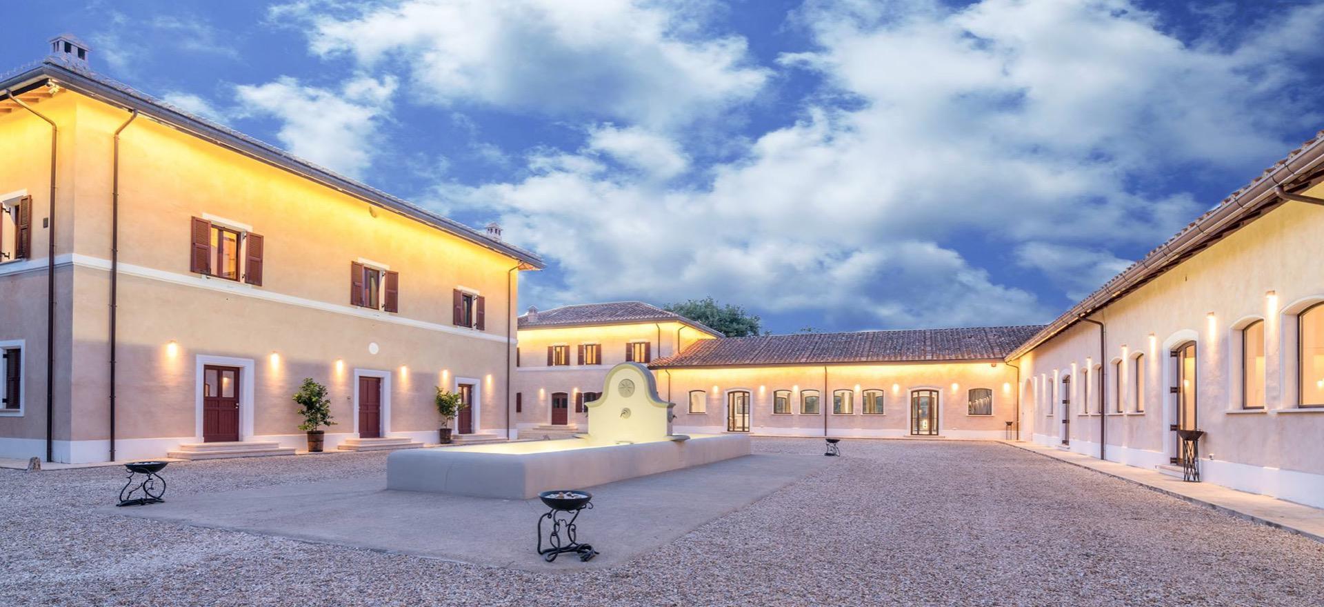 Agriturismo Umbria Agriturismo di lusso vicino Roma con ristorante e piscina