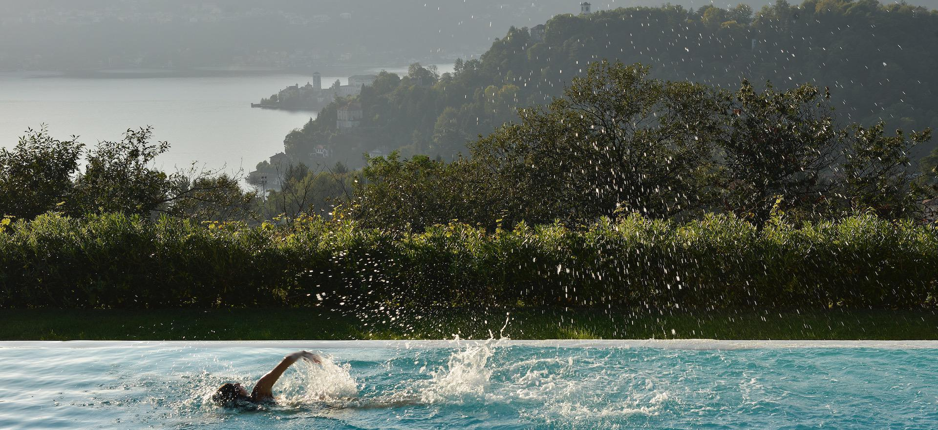 Agriturismo Lago di Como e lago di Garda Agriturismo lago Maggiore con bellissima vista