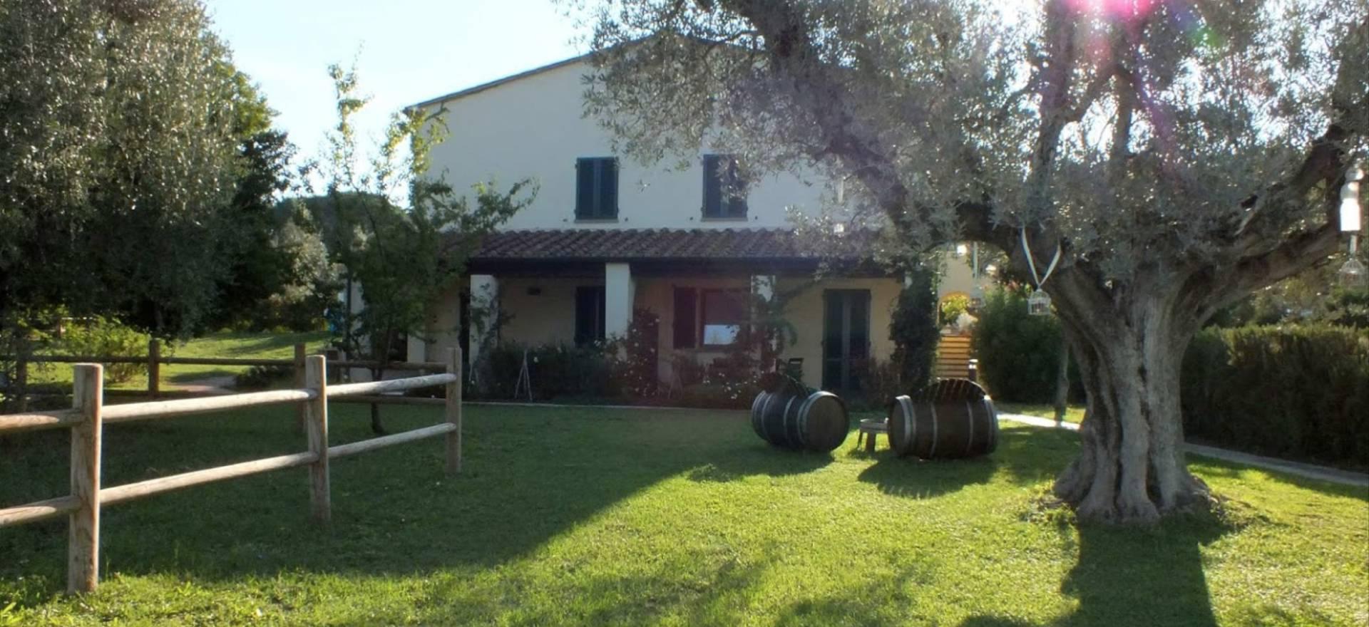 Agriturismo Toscana Agriturismo nella regione del vino e vicino alla spiaggia
