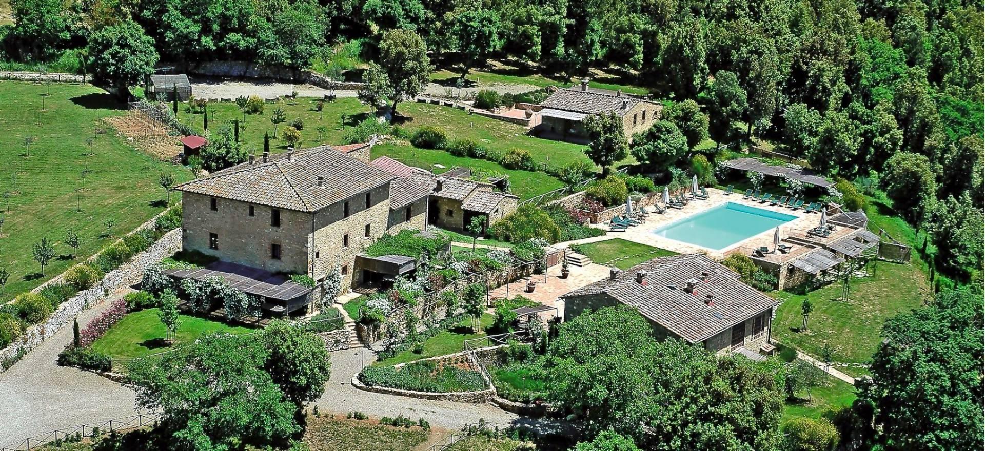 Agriturismo Toscana Agriturismo per chi ama pace e comodità, in Toscana