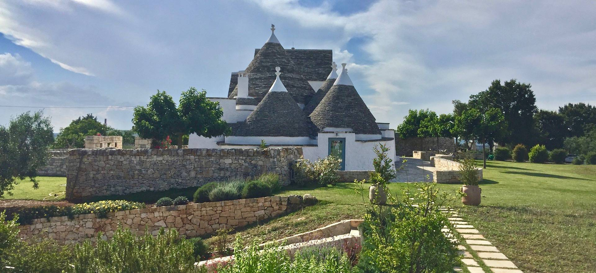 Agriturismo Puglia Agriturismo Puglia, suite in trullo con vista