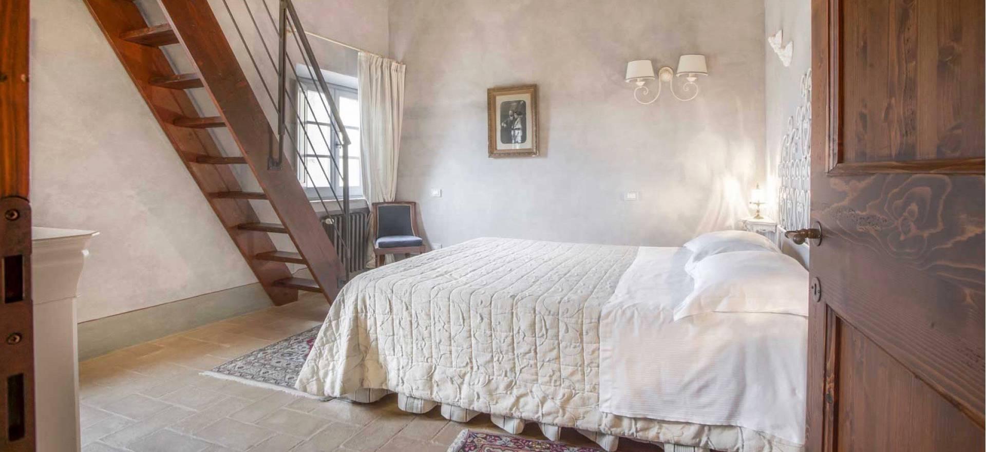 Agriturismo Toscana Agriturismo romantico con vista su San Gimignano