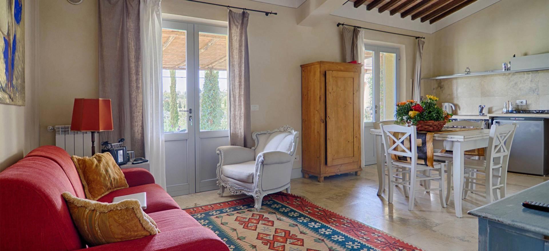Agriturismo Toscana Agriturismo Siena, appartamenti di lusso e piscina