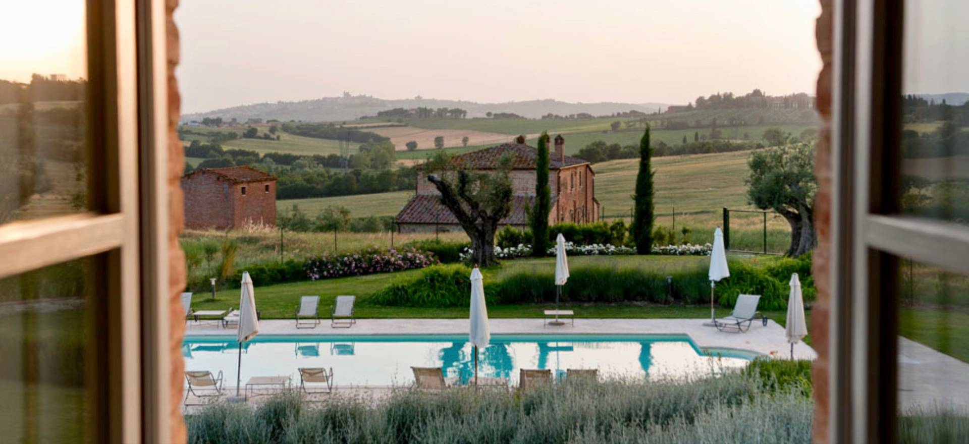 Agriturismo Toscana Agriturismo Toscana, molto attraente e ospitale