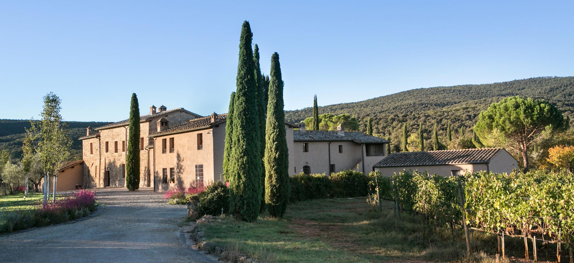 Agriturismo Toscana Agriturismo Toscana vicino ad un ottimo ristorante