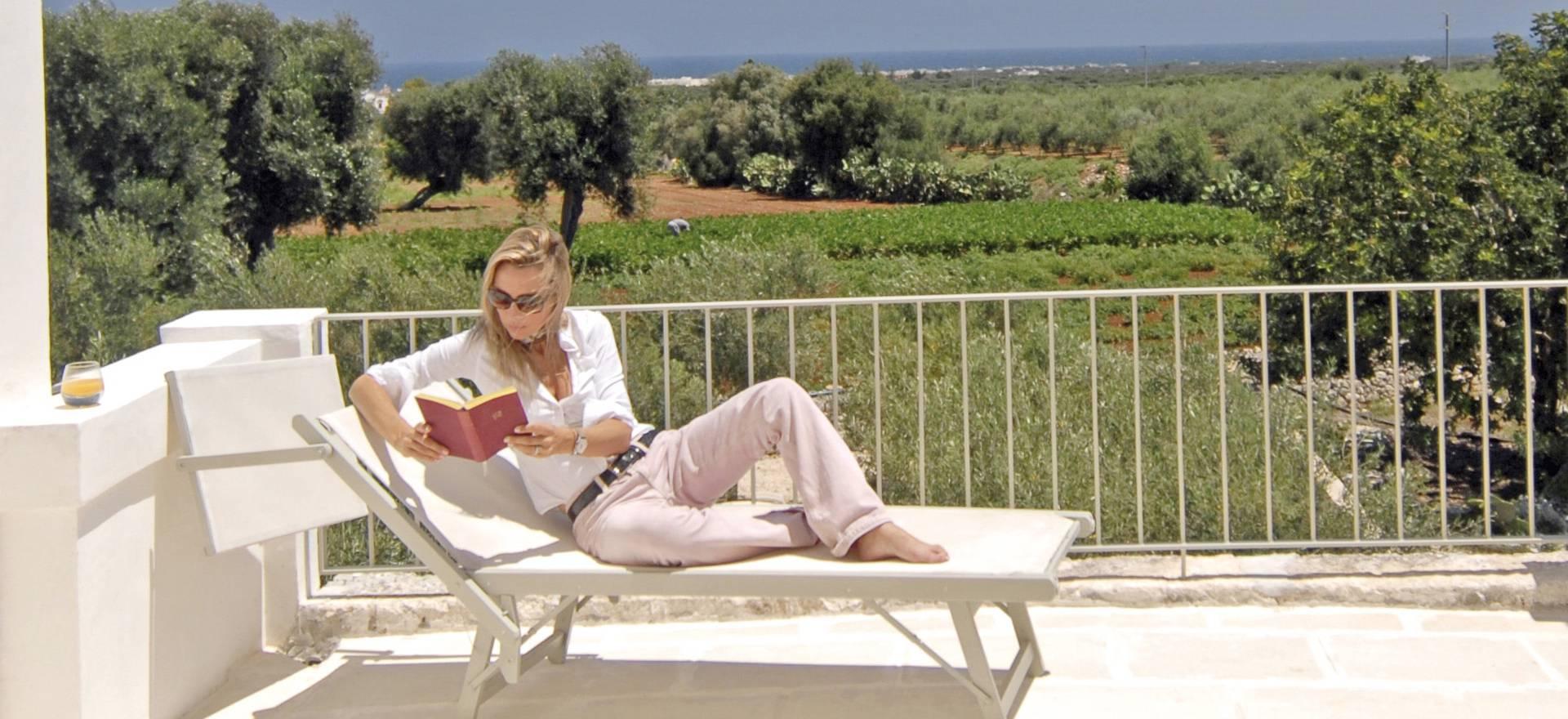 Agriturismo Puglia Bellissima masseria in Puglia con arredi di design