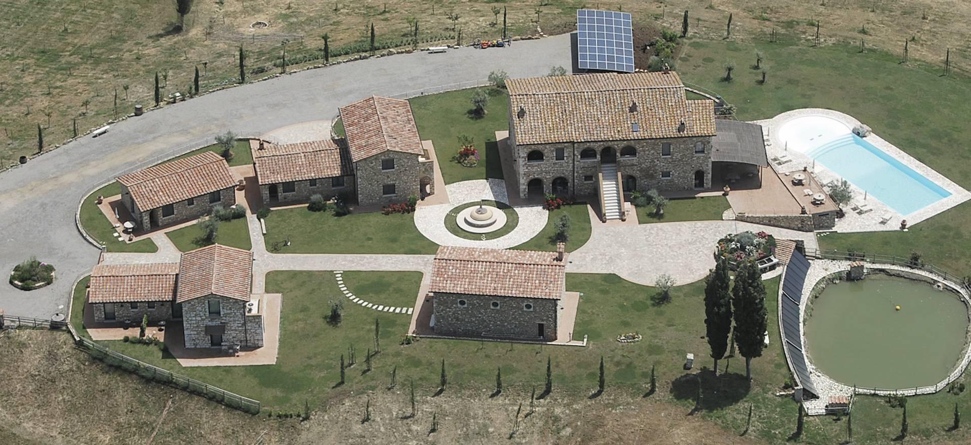 Agriturismo Toscana Bello agriturismo est di Siena