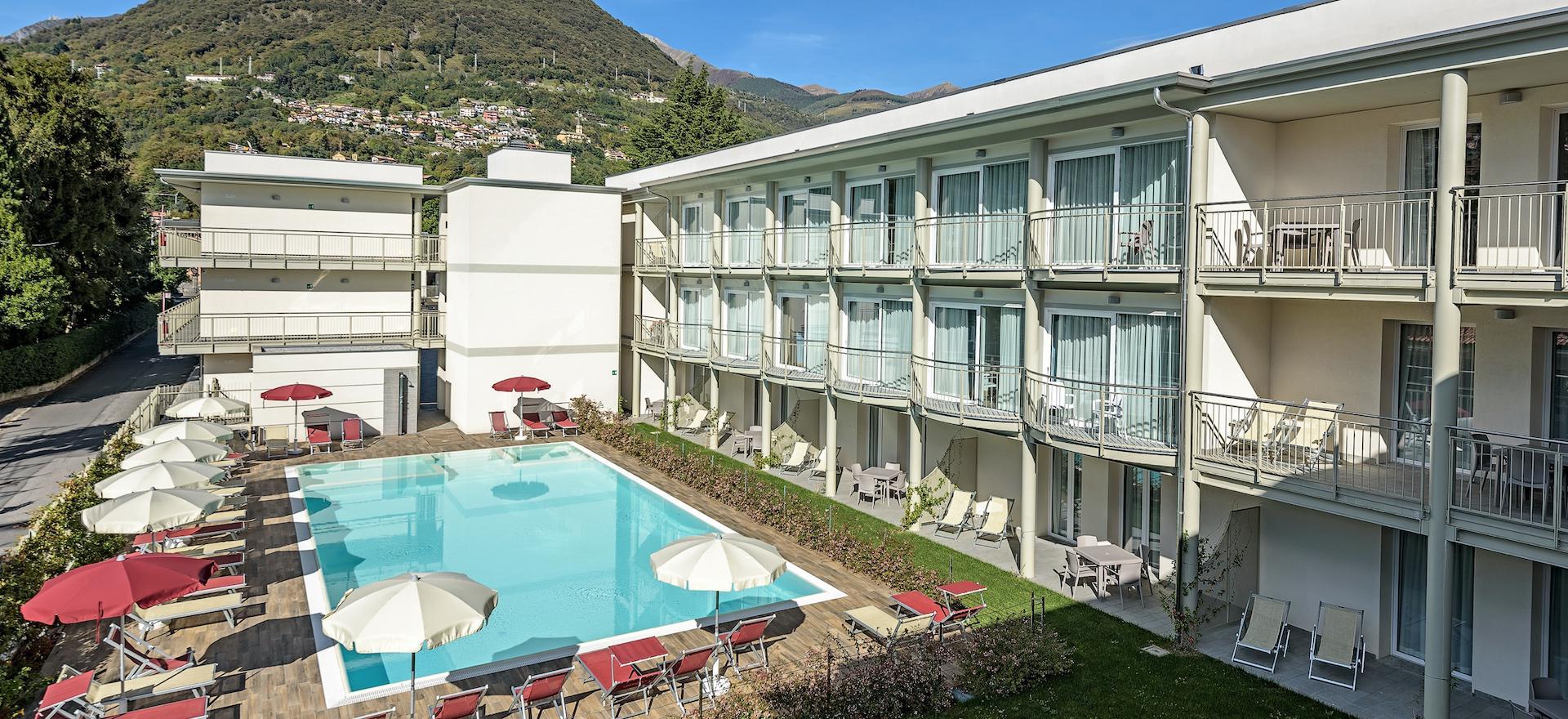 Agriturismo Lago di Como e lago di Garda Hotel vicino alle spiagge di ciottoli del Lago di Como