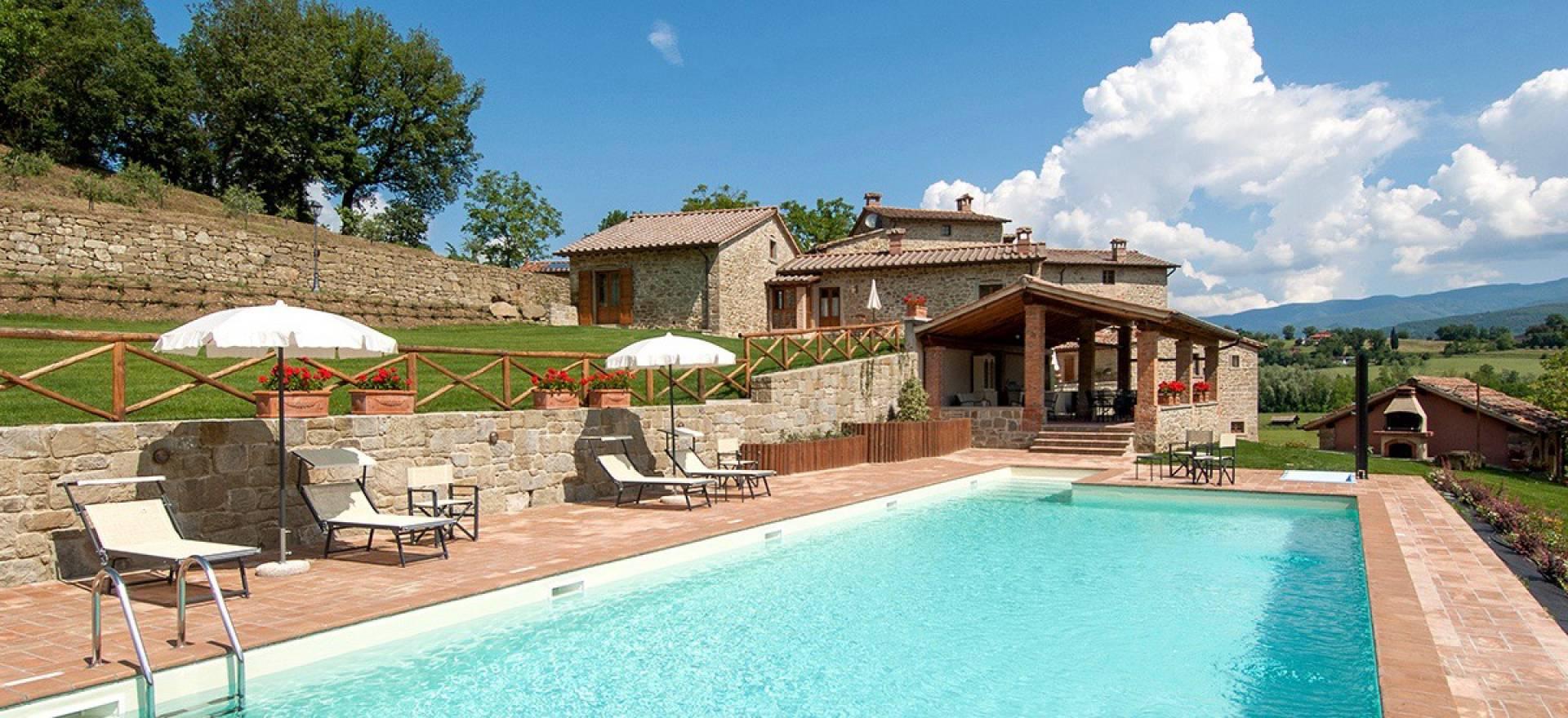 Agriturismo Toscana Incantevole agriturismo in Toscana per 4 famiglie