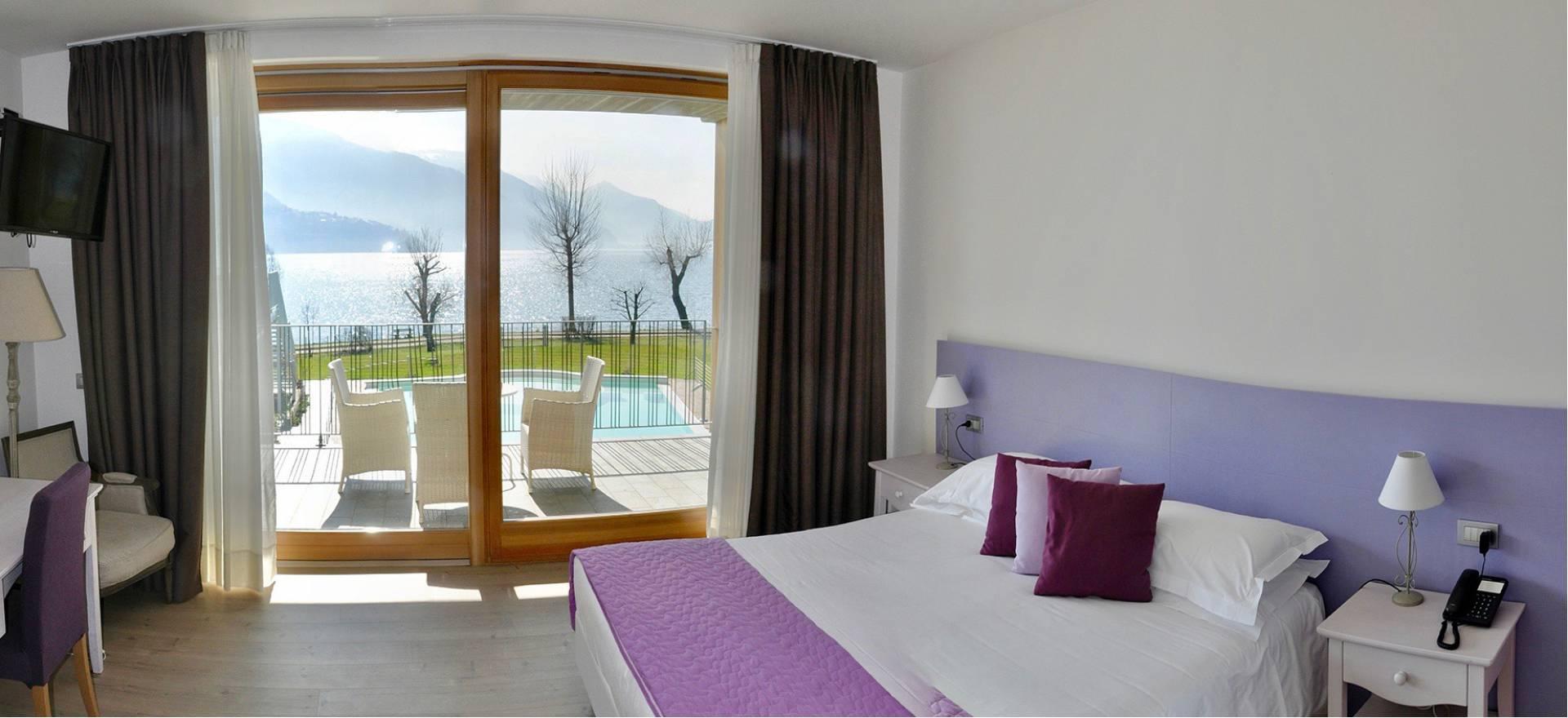 Agriturismo Lago di Como e lago di Garda Piccolo hotel di campagna in bella posizione sul lago di Como
