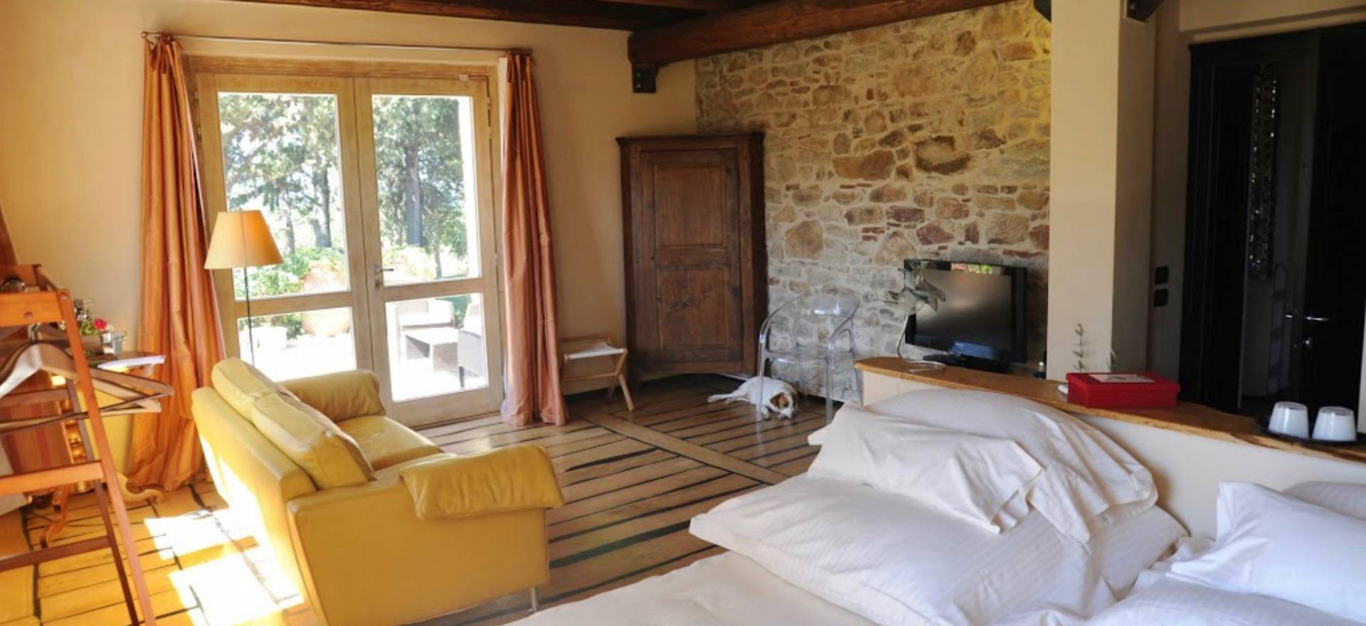 Agriturismo Toscana Splendida country house in Toscana con vista mare