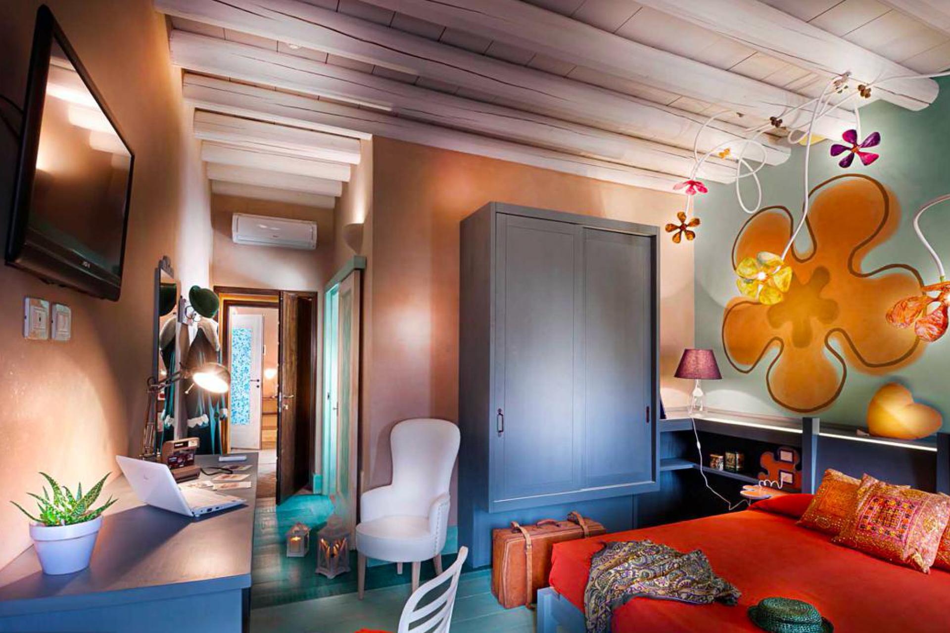 Hotel di campagna lago di Garda, lussuosa oasi di pace